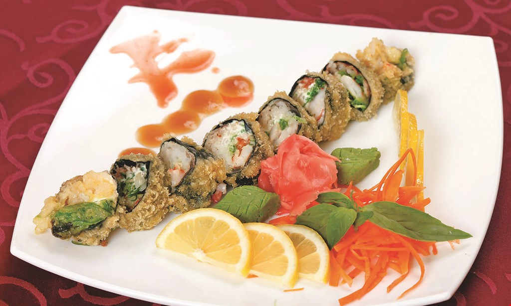 Product image for SUSHI KING 20% OFF dine in or carryout.