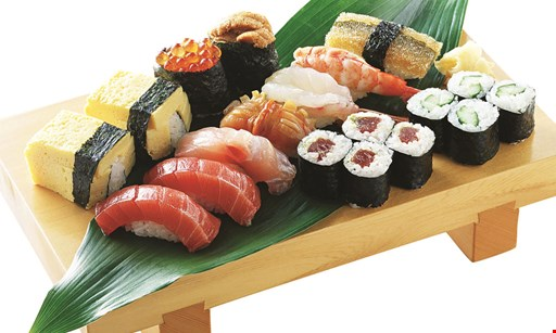 Product image for ASIAN BUFFET & GRILL Buy One Get One 50% Off