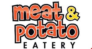 Meat & Potato Eatery logo