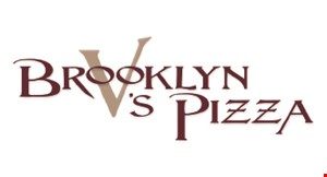 Product image for Brooklyn V's Pizza $5 off any purchase