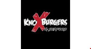 Knox Burgers logo