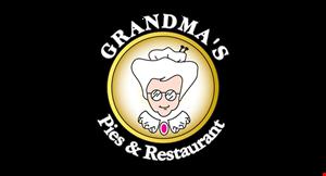 Grandma's Pies & Restaurant logo