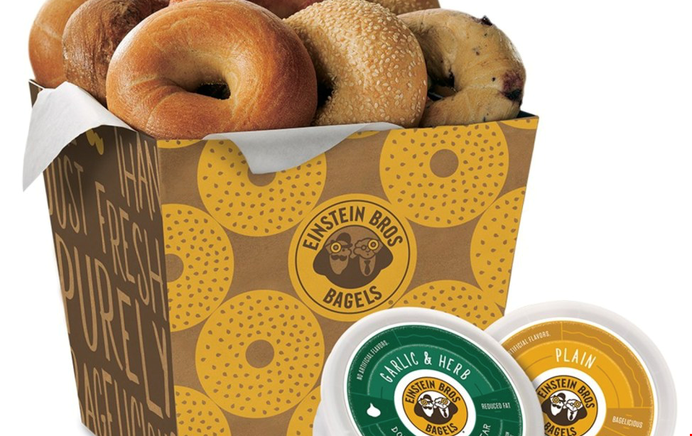 Product image for Einstein Bagels - Chattanooga 20% OFF & FREE DELIVERY