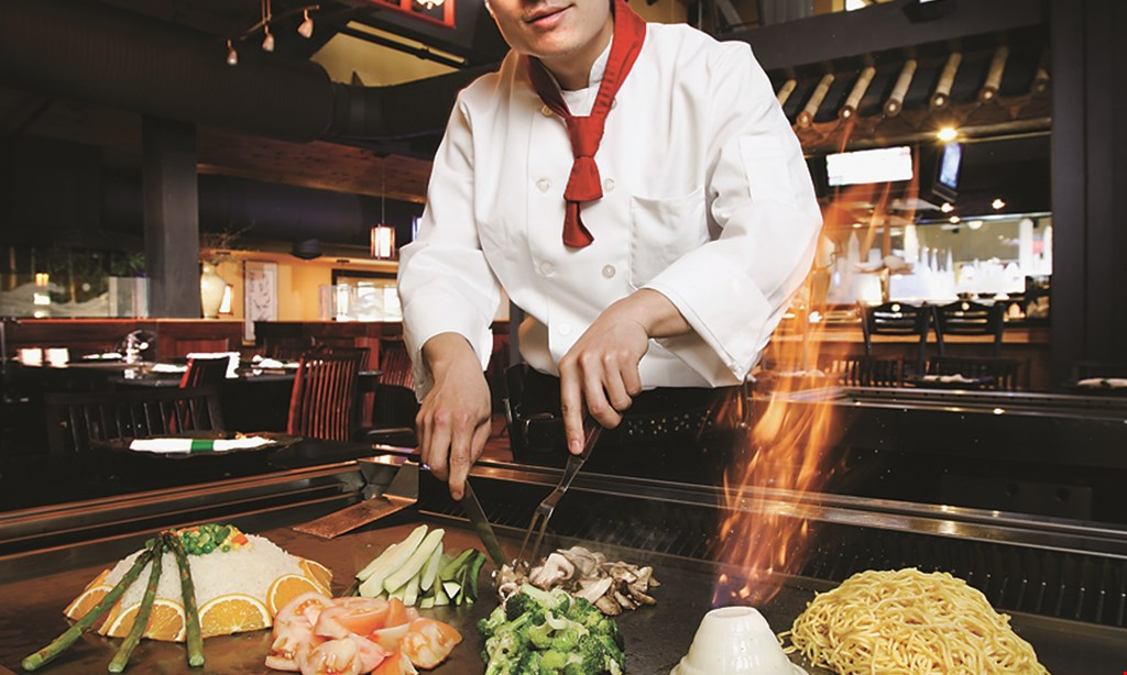 Product image for Hana Japanese Steak House and Sushi Bar $20 off any purchase of $110 or more dine in only