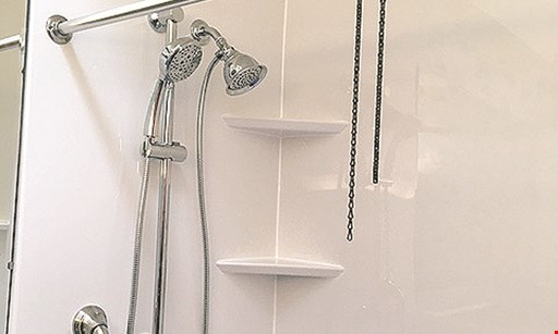 Product image for Bath Solutions New Jersey Purchase a new bath and get 50% off installation.
