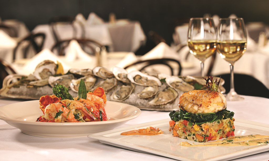 Product image for Jack's Oyster House $10 OFF any dinner purchase of $50 or more