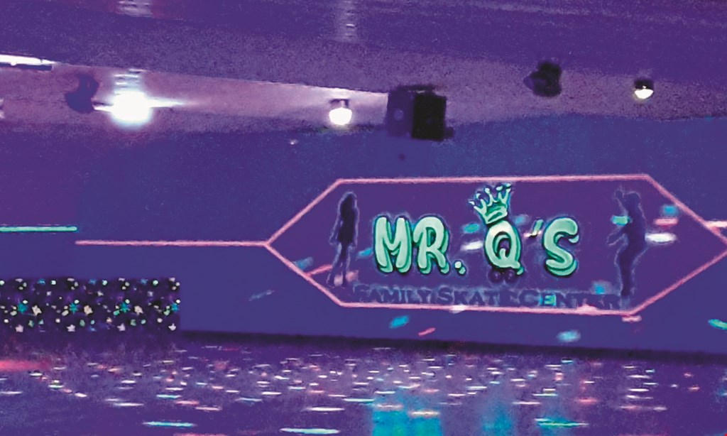 Product image for Mr. Q's Family Skate Center $5 off Any Birthday Party Package