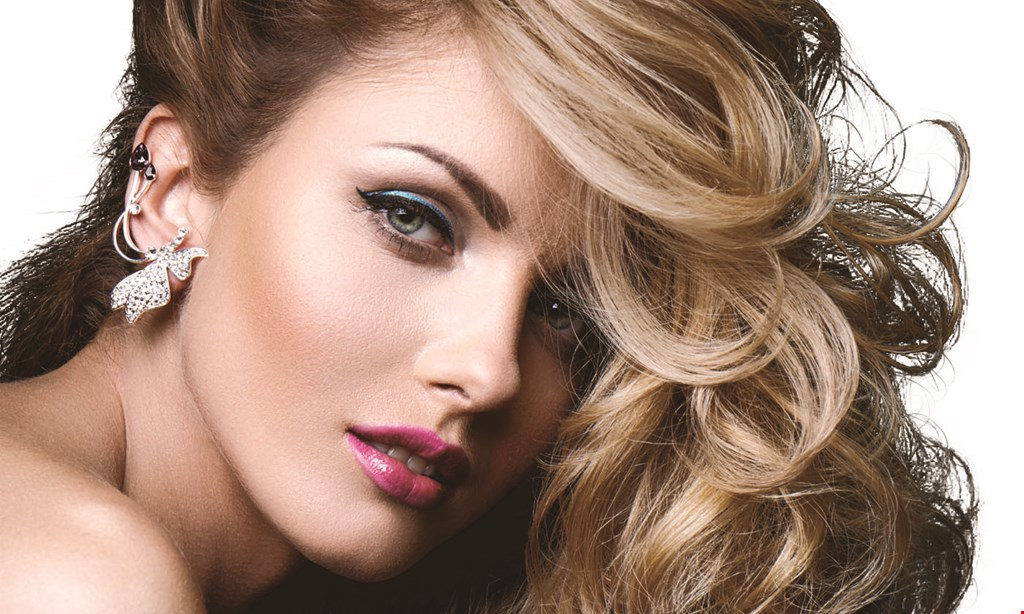 Product image for Bienvenue Salon & Spa $15 OFF hair color service