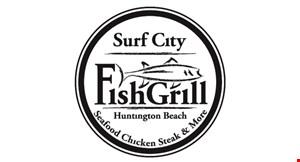 Surf City Fish Grill logo