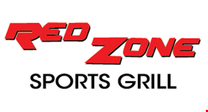 Red Zone Sports Grill logo