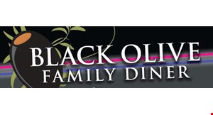 Black Olive Family Diner logo