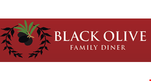 Product image for Black Olive Family Diner $5 OFF any purchase of $30 or more.