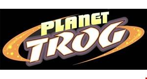 Planet Trog logo