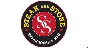 Steak and Stone Steakhouse & BBQ logo