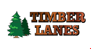 Product image for Timber Lanes $10 Off birthday parties