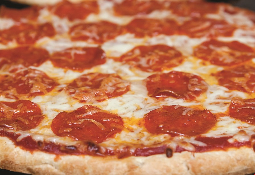Product image for Rapid Fired Pizza $1 off receive $1 off your next purchase of any entree at regular price