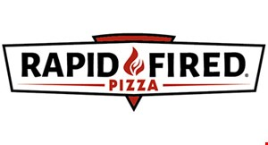 Rapid Fired Pizza logo