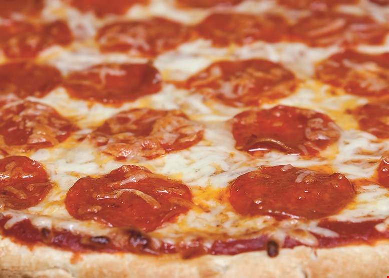 Product image for Rapid Fired Pizza $5 No-Doh receive one no-doh pizza with up to 5 toppings for only $5
