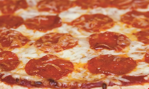 Product image for Rapid Fired Pizza $5 off $20receive $5 off your next purchase of $20 or more