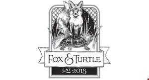 Fox & Turtle logo