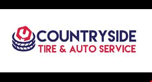 Countryside Tire & Auto logo