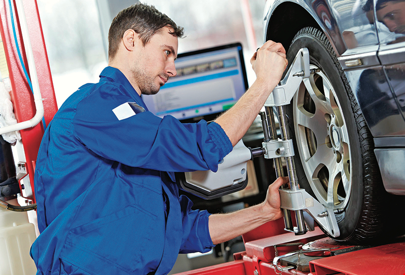Product image for Countryside Tire & Auto $40 OFF A SET OF ANY MICHELIN® OR BFGOODRICH® tires.
