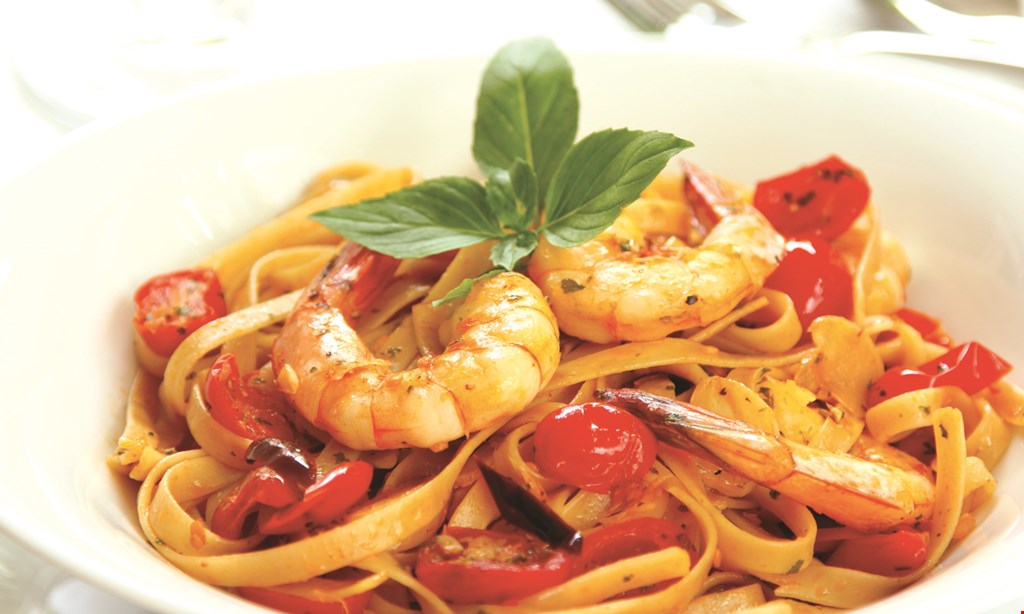 Product image for Brunello Italian Kitchen $10 Off your dinner check of $50 or more.