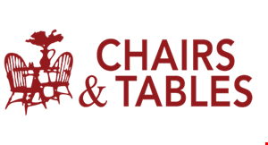 Chairs & Tables logo
