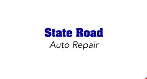 State Road Auto Repair logo