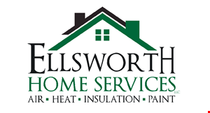 Product image for Ellsworth Home Services 10% OFF Insulation