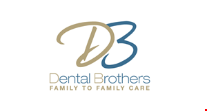 Product image for Dental Brothers $25 Exam & X-ray - Includes Basic Cleaning.