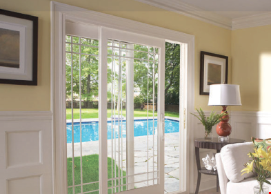 Product image for Window World $100 off patio doors.