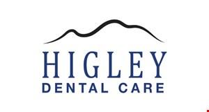 Higley Dental Care logo