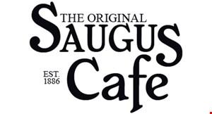 The Original Saugus Cafe logo