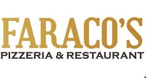 Faraco's Pizzeria & Restaurant logo