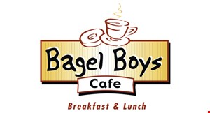 Bagel Boys Cafe logo