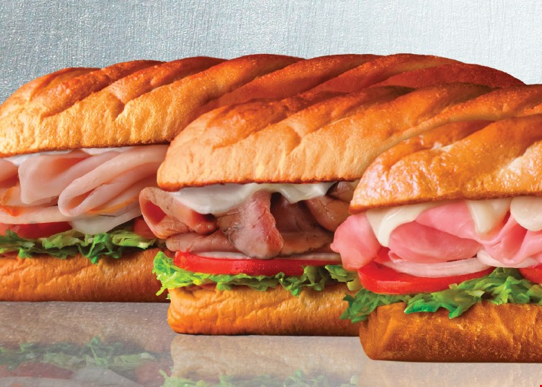 Product image for FIREHOUSE SUBS FREE medium sub