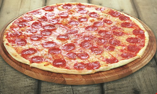 "Product image for Rosati's DAD'S NIGHT TO COOK $14.99 large 16"" thin crust pizza cheese pizza only."