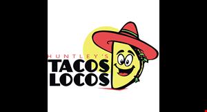 Huntley's Tacos Locos logo