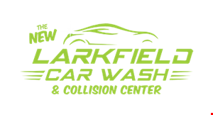 Product image for Larkfield Car Wash & Collision Center $20 off any bumper repair.
