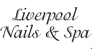 Liverpool Nails & Spa logo