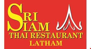 Sri Siam Thai Restaurant logo