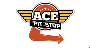Product image for Ace Pit Stop $15 Off smog check.