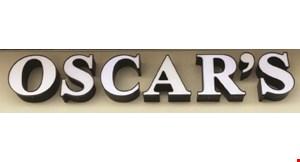 Oscar's Restaurant & Pizzeria logo
