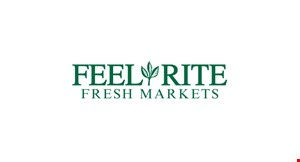 Product image for Feel Rite $5 off any purchase of $50 or more