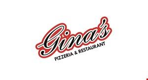 Gina's Pizzeria & Restaurant logo