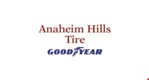 Anaheim Hills Tire logo