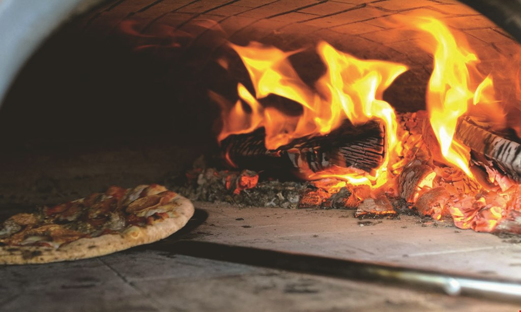 Product image for Toss & Fire Wood-Fired Pizza $10 OFF any purchase of $40 or more.