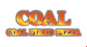 Coal Fired Pizza logo