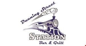 Dunning Street Station Bar & Grill logo
